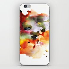 Baby Bear iPhone & iPod Skin