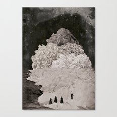 MYSTERIOUS MOUNTAIN II Canvas Print