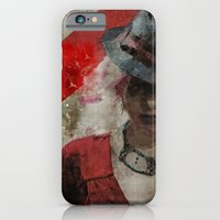 iPhone & iPod Case featuring Clandestine by Galen Valle