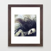8 plus 2 asterisks Framed Art Print