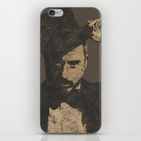 Mystery Unraveled  iPhone & iPod Skin
