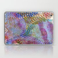 Feathered Ripples Laptop & iPad Skin