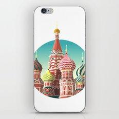 Saint Basil's Cathedral iPhone & iPod Skin