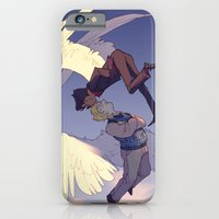iPhone & iPod Case featuring A Nightingale Sang by Blue