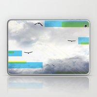 Birds and Lines Laptop & iPad Skin