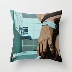 Suicide Throw Pillow