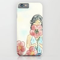 iPhone & iPod Case featuring Aroma by marianastutz