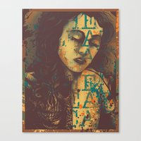 The Great Decay Canvas Print
