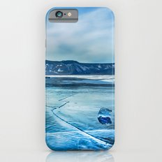 Lake Baikal. March iPhone 6 Slim Case