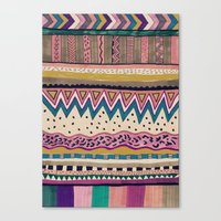KOKO Canvas Print