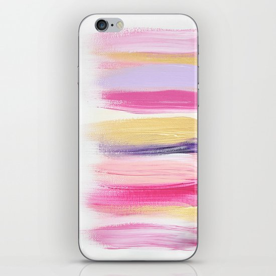 Colors 209 iPhone & iPod Skin