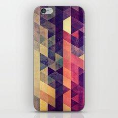 blynlytt iPhone & iPod Skin