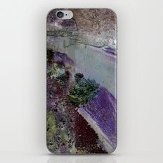 At the river iPhone & iPod Skin