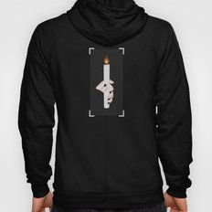 Your Candle Into the Darkness Hoody
