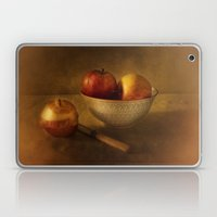 Still Life With Apples Laptop & iPad Skin