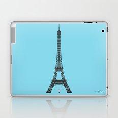 Eiffel Tower - First Kiss Laptop & iPad Skin