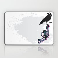 Death on Death Laptop & iPad Skin