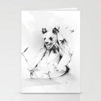 Bad Panda Stationery Cards