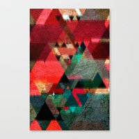 Abstract 09 Canvas Print