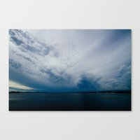 Lemon Bay Canvas Print