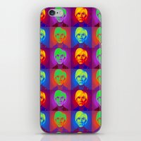 Celebrity Sunday - Andy Warhola on Andy Warhola iPhone & iPod Skin