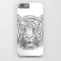 The Tiger's head iPhone 6 Slim Case