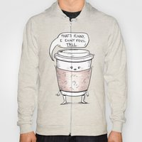 Small Coffee Problems Hoody