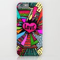 Power of Love...2 iPhone & iPod Case