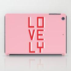 Lovely iPad Case