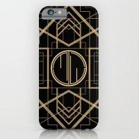 MJW- GREAT GATSBY STYLE iPhone 6 Slim Case
