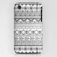 iPhone & iPod Case featuring Aztec Pattern 004 by BlueLela
