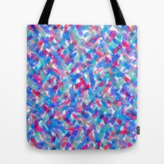 Mixed Berry Tote Bag