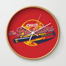 The Bounders Wall Clock