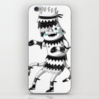 Just Floating iPhone & iPod Skin