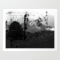 Misprint 15 Art Print