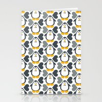 NGWINI - Penguin Love Pa… Stationery Cards