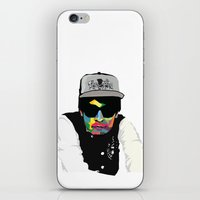 WPAP#2 iPhone & iPod Skin