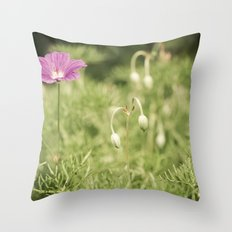 My Gentle Verse Throw Pillow