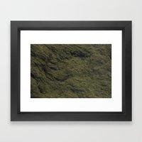 Trama Framed Art Print