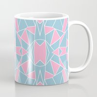 Abstraction Pink #2 Mug