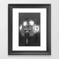Overload Framed Art Print