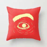 The Terror I Throw Pillow