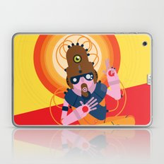 The Inscrutable Lord Ov … Laptop & iPad Skin