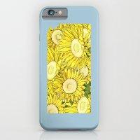 Kansas In Flowers iPhone 6 Slim Case