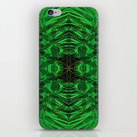 on the edge of the universe iPhone & iPod Skin