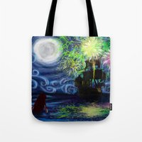 Part of That World Tote Bag