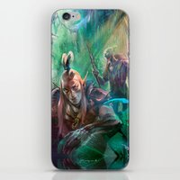 Into the Wilds iPhone & iPod Skin