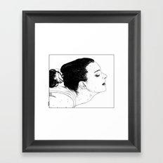 asc 209 - Le second souffle (2ème version) Framed Art Print