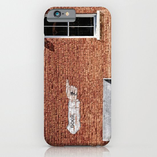 NO.... Window! iPhone & iPod Case