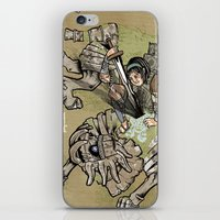 fourteenth colossus iPhone & iPod Skin
